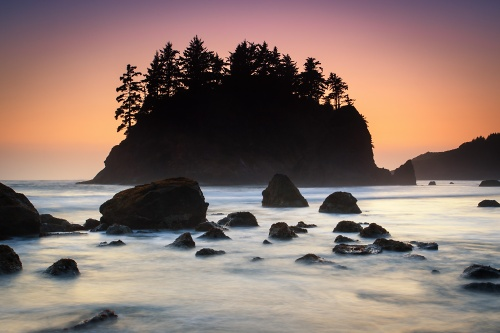 Trinidad Beach (CA) Sunset
